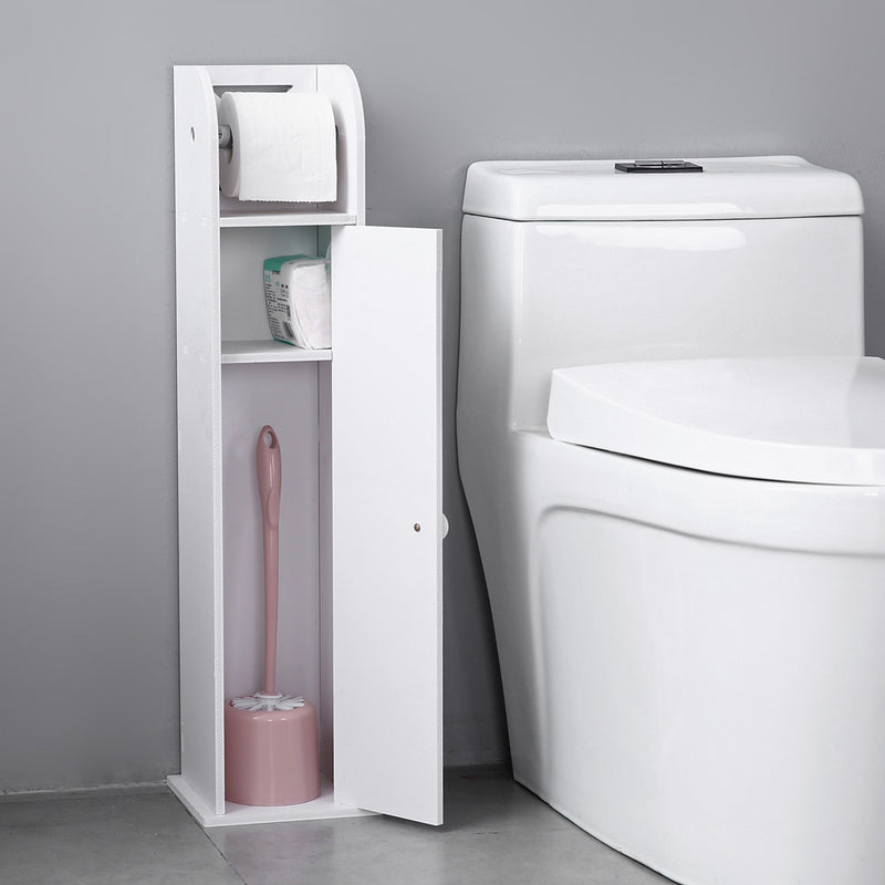 Narrow Cabinet for Toilet Paper or Paper Towel - Bent Buys