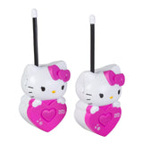 Hello Kitty Walkie Talkie Set - Bent Buys