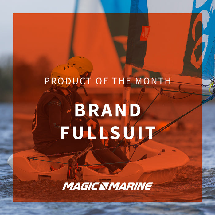 Magic Marine October Product of the Month - Brand Fullsuit 5/4mm Back Zip