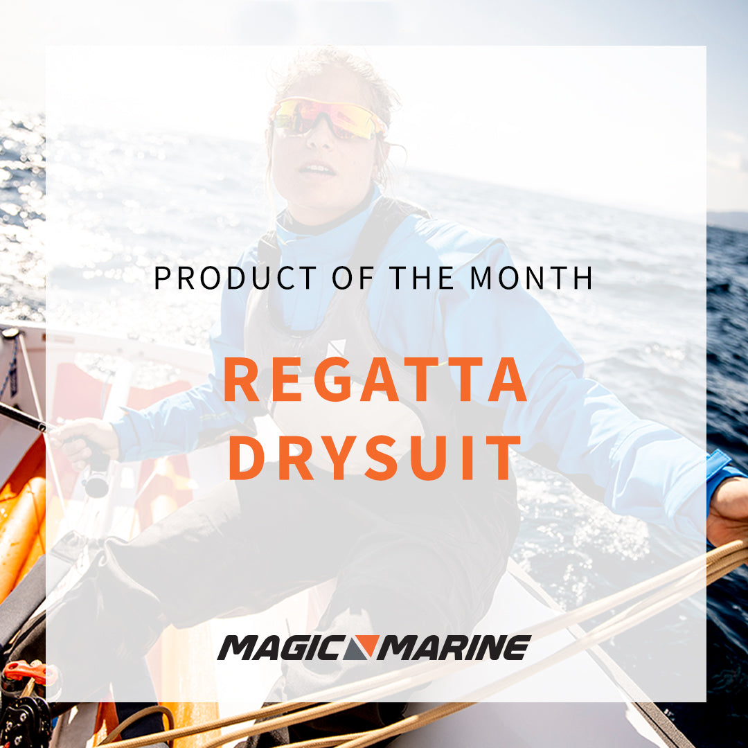Magic Marine February Product of the Month - Regatta Drysuit