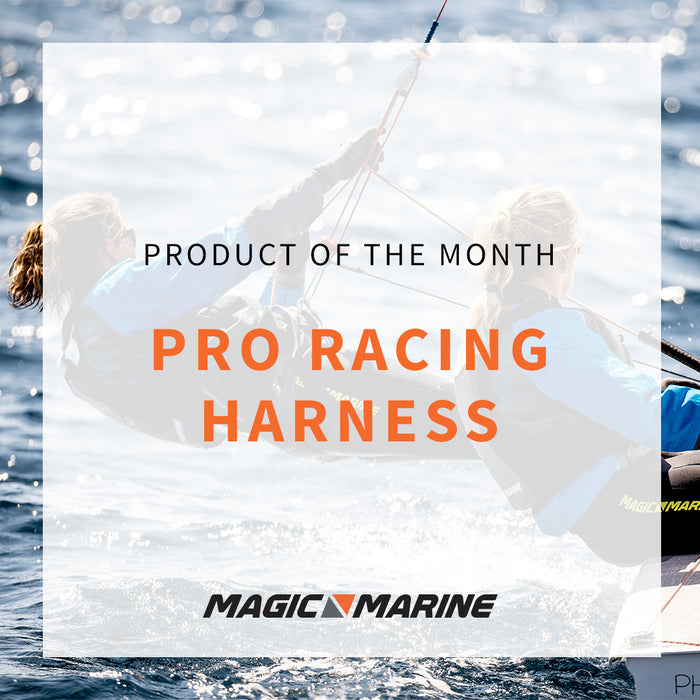 Magic Marine April Product of the Month - Pro Race Harness