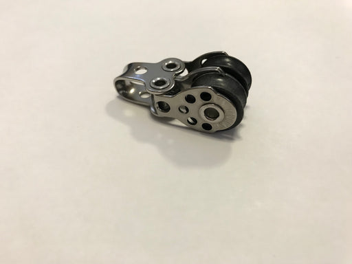 Viadana INOX 17mm double ball bearing block - Dinghy Shack