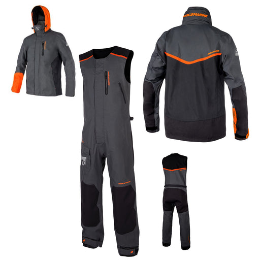 Element salopette and jacket full suit