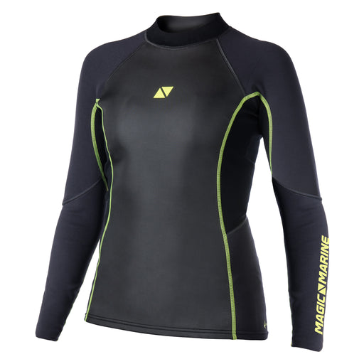 Magic Marine Ultimate Vest long-sleeve Neoprene 1.5mm Flatlock Women - Dinghy Shack