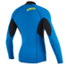 Magic Marine Ultimate Vest Long-sleeve Neoprene 3mm Flatlock Women - Dinghy Shack