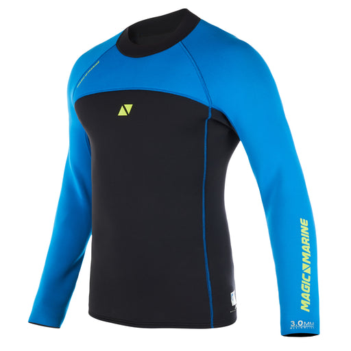 Magic Marine Ultimate Vest Long-sleeve Neoprene 3mm Flatlock - Dinghy Shack