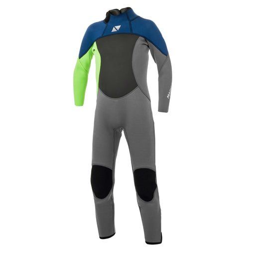 Magic Marine Brand Fullsuit 3/2mm Back Zip Flatlock Kids - Dinghy Shack