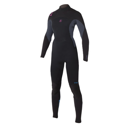 Magic Marine Brand Fullsuit 5/4mm Back Zip Women's - Dinghy Shack
