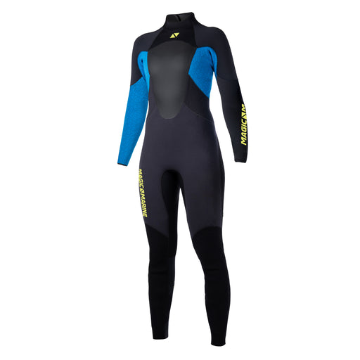 Magic Marine Ultimate Fullsuit 5/3mm Back zip Womens - Dinghy Shack