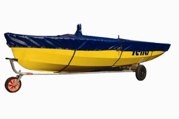 Rain and Sun Firefly Hydralite flat top cover - Dinghy Shack