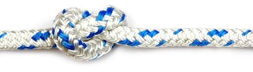 Kingfisher 7.3m x 8mm Braid-on-braid polyester rope clearance - Dinghy Shack