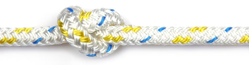 Kingfisher 13.95m x 10mm Braid-on-braid polyester rope clearance - Dinghy Shack