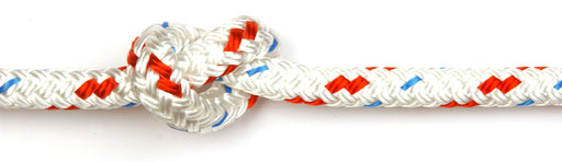 Kingfisher 3.65m x 14mm Braid-on-braid polyester rope clearance - Dinghy Shack