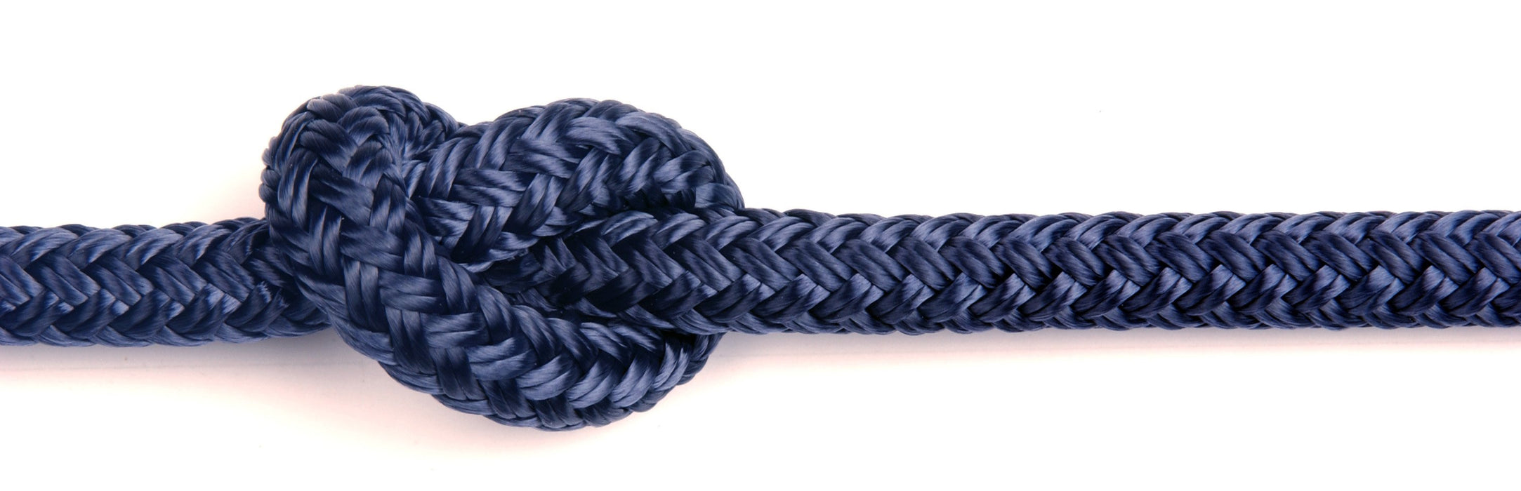 Kingfisher 10m x Braid-on-braid polyester melanges rope - Dinghy Shack