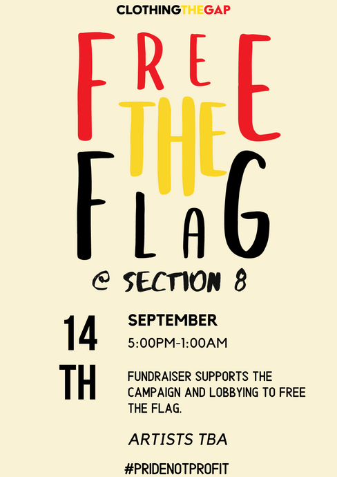 Free the Flag Fundraiser