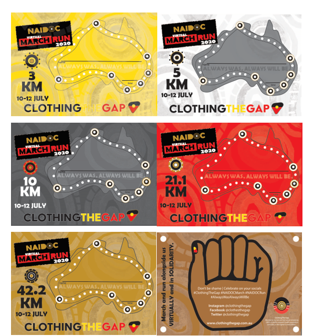 NAIDOC March Bib Collection Clothing The Gap