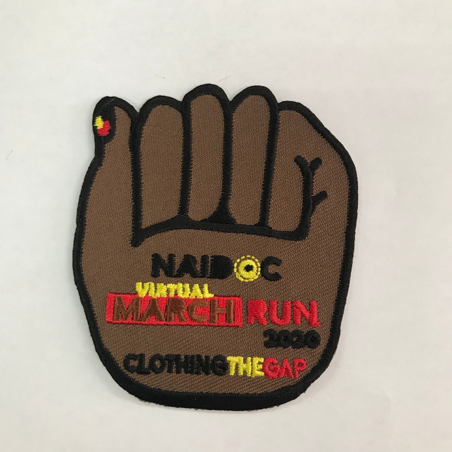 NAIDOC MARCH CLOTHING THE GAP PATCH