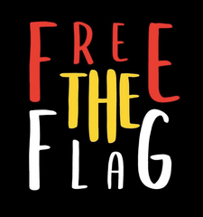 Free The Flag logo