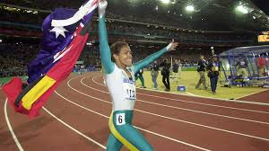 Cathy Freeman Aboriginal Flag