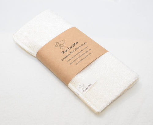 Bamboo Microfiber Cloth