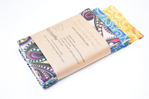 Beeswax Wraps 3 Medium