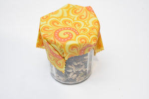 Beeswax Wraps 3 Small