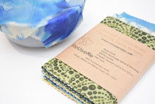 Load image into Gallery viewer, Beeswax Wraps 3 Small