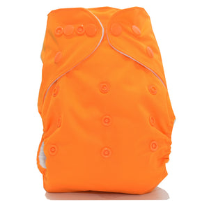 Orange Cloth Nappy
