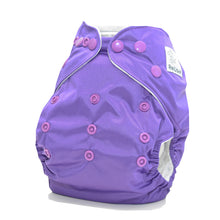 Load image into Gallery viewer, Purple Cloth Nappy
