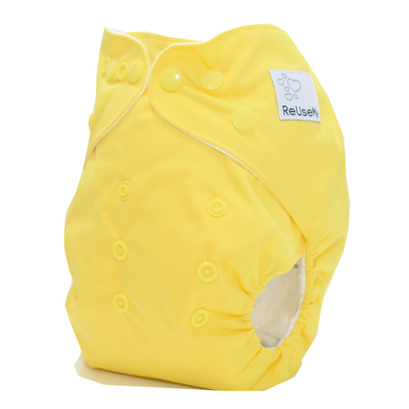 Yellow Cloth Nappy