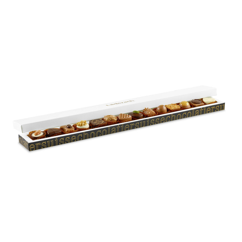 Laderach 14 Pcs Praline Box - Laderach Swiss Chococlates