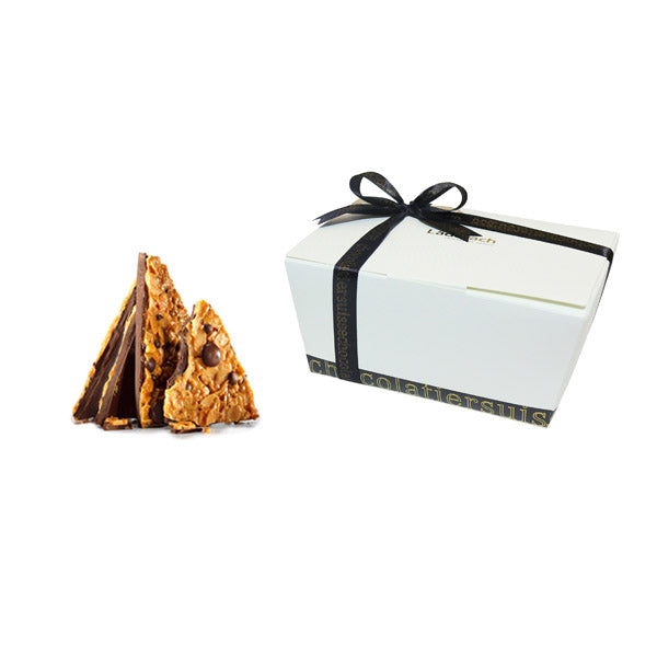 Florentine Dark Chocolate - Laderach Swiss Chococlates