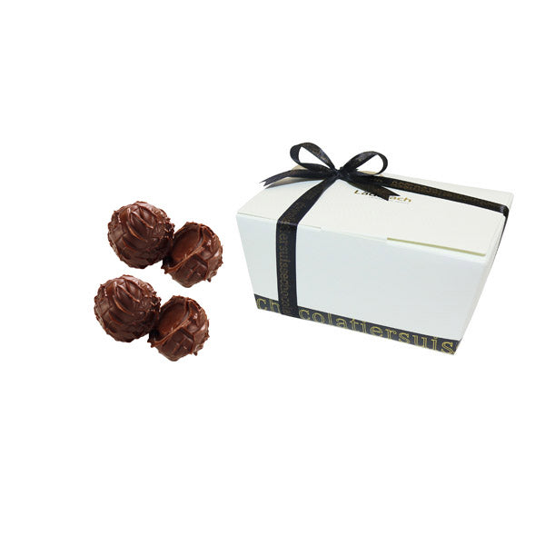 Dark Chocolate Truffle - Laderach Swiss Chococlates