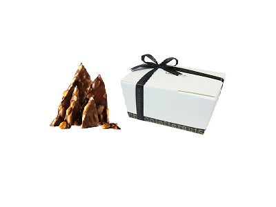 Almond Dark Chocolate - Laderach Swiss Chococlates