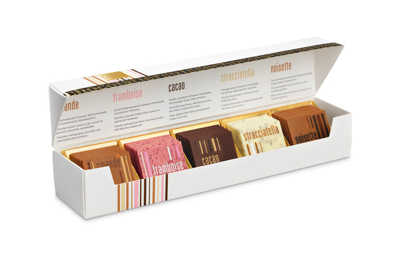 Carre Box Originale - Laderach Swiss Chococlates