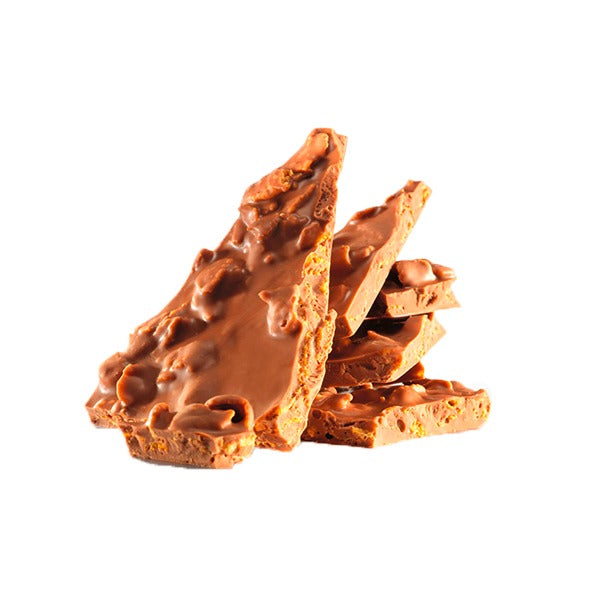 Cornflakes Milk Chocolate - Laderach Swiss Chococlates