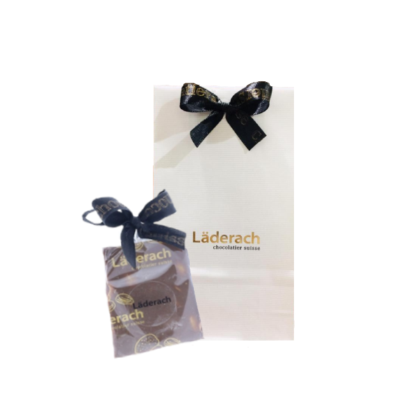 Laderach Standup Pouch - Laderach Swiss Chococlates