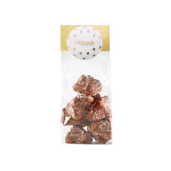 Snacking Amaretti Cacao - Laderach Swiss Chococlates