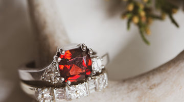 Engagement Ring for Tulsa People Editor