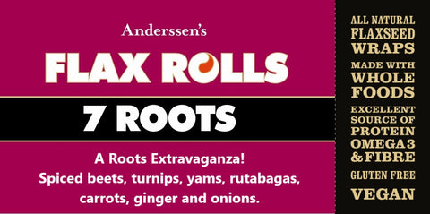 7 Roots, Gluten-free, VEGAN (Case of 30)