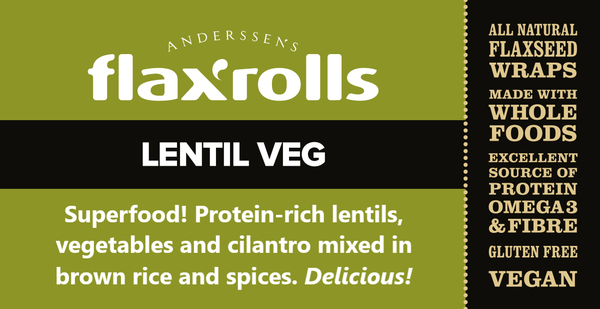 Lentil Veg, Gluten-free, VEGAN (Case of 20)
