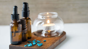 Essential Oils Are Complex Mixtures of Aromatic Compounds