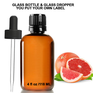 Ready to Label Grapefruit Pure Essential Oil