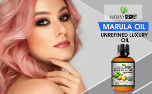 Organic Marula Essential Oil