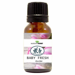 Mayan's Secret-Baby Fresh- Premium Grade Fragrance Oil (30ml) - Mayan's Secret