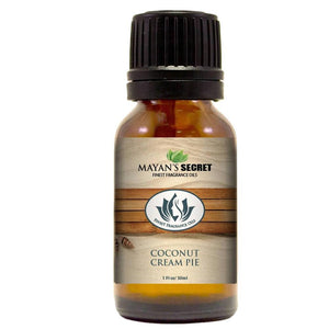Mayan's Secret- Coconut Cream Pie- Premium Grade Fragrance Oil (30ml) - Mayan's Secret