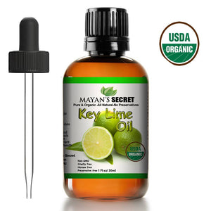 Organic Key Lime Essential Oil
