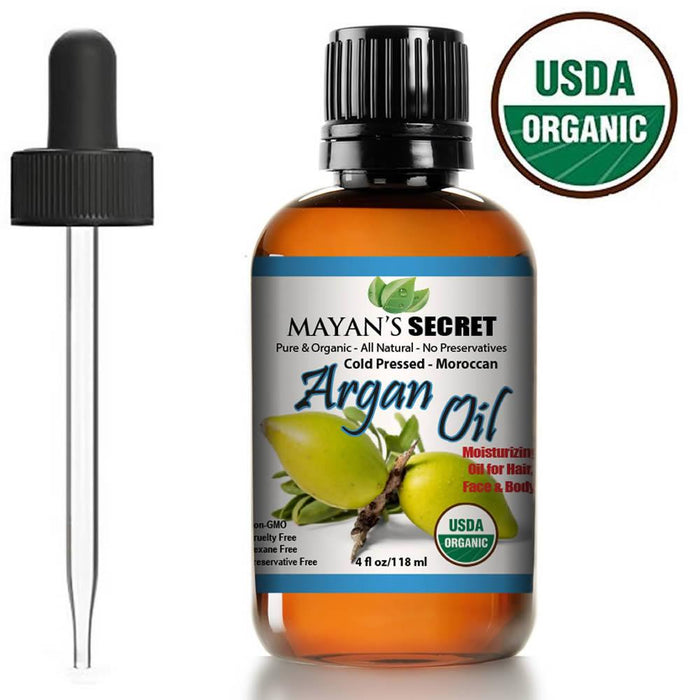 Organic Argan Essential Oil Virgin