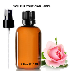 Rose Water Facial Toner Private Label
