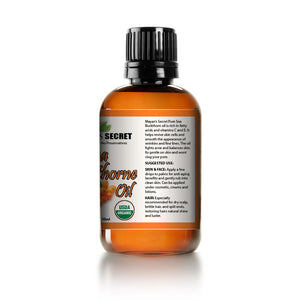 Organic Sea Buckthorn Essential Oil